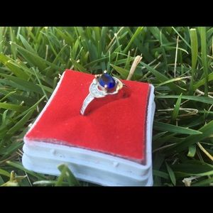 NWT S95 sterling silver boho nice pretty ring